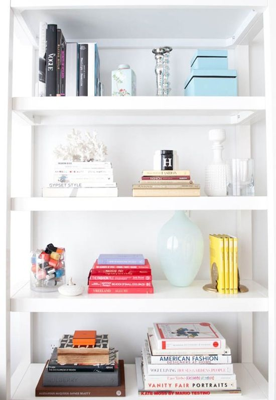 How To Decorate With Books how to decorate with books