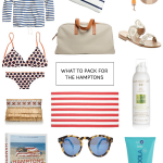 What To Pack For The Hamptons R2