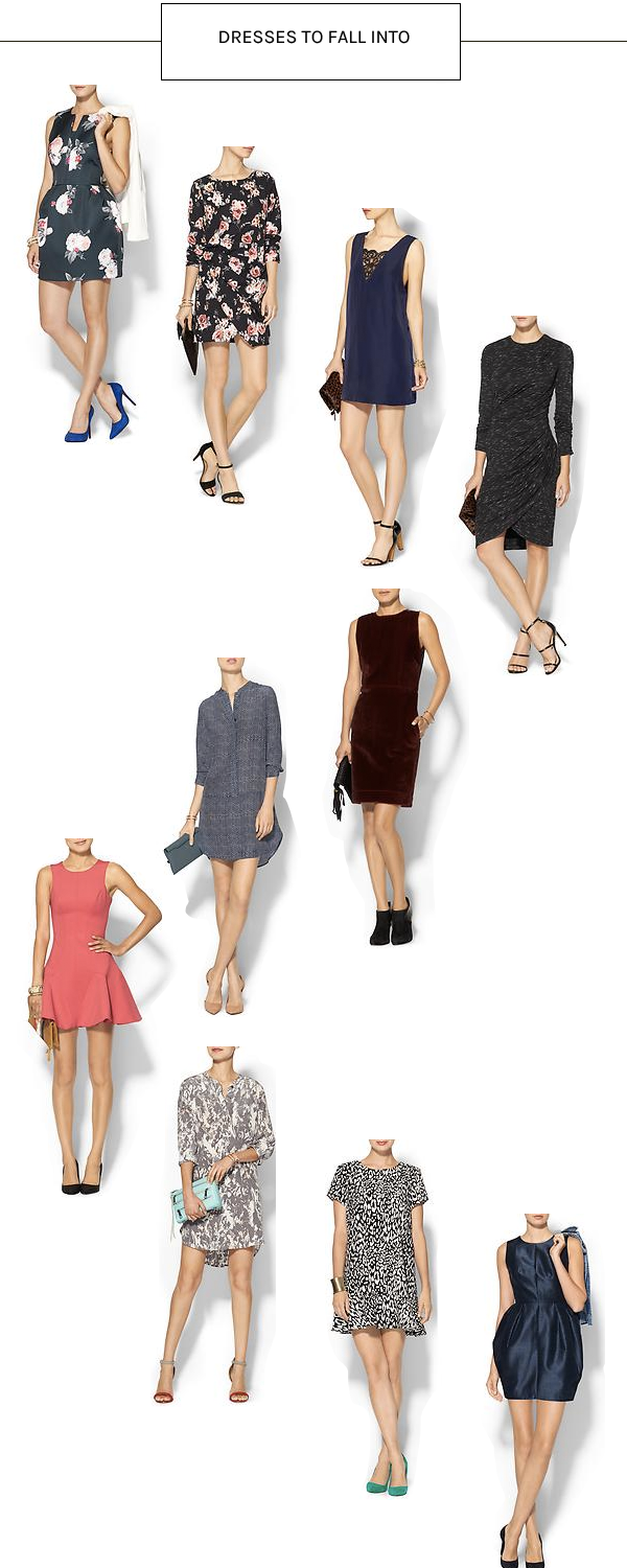 Dresses To Fall Into R2