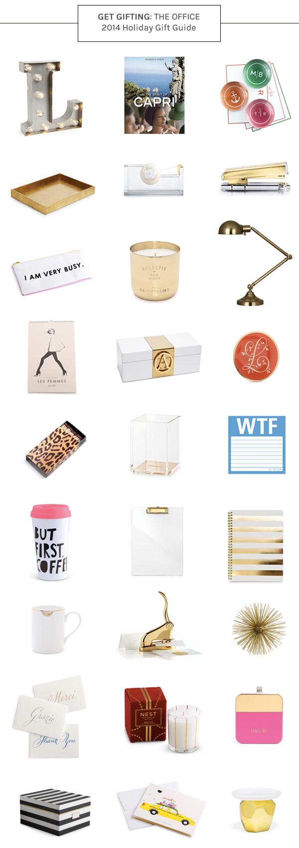 Gift guide for the office
