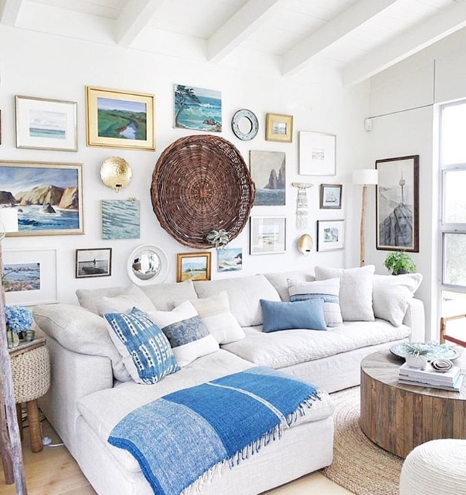 Can I move in edbdesigns!? Gallery wall goals
