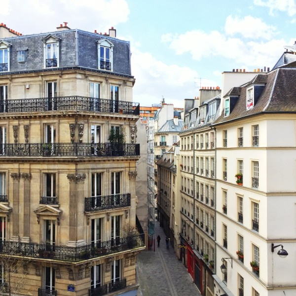 Apartment View: Haven In Paris