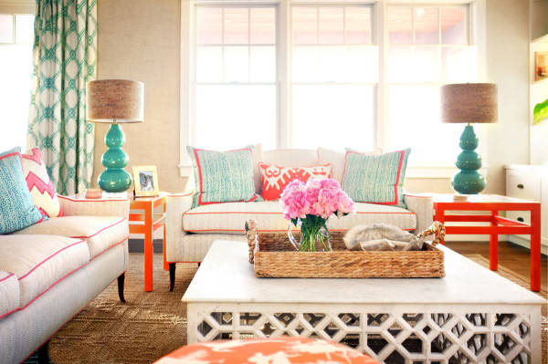 Living In Style Beach House Inspiration