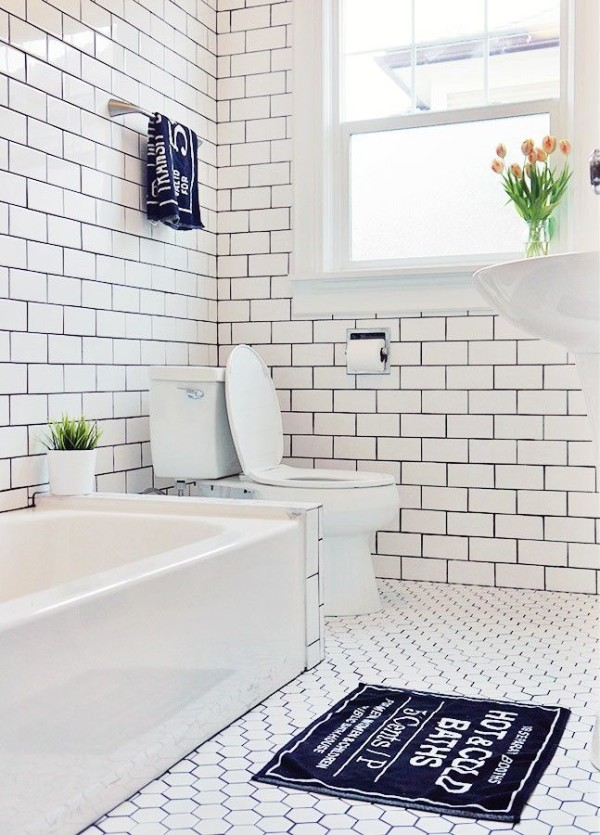 Look Im Loving Subway Tile