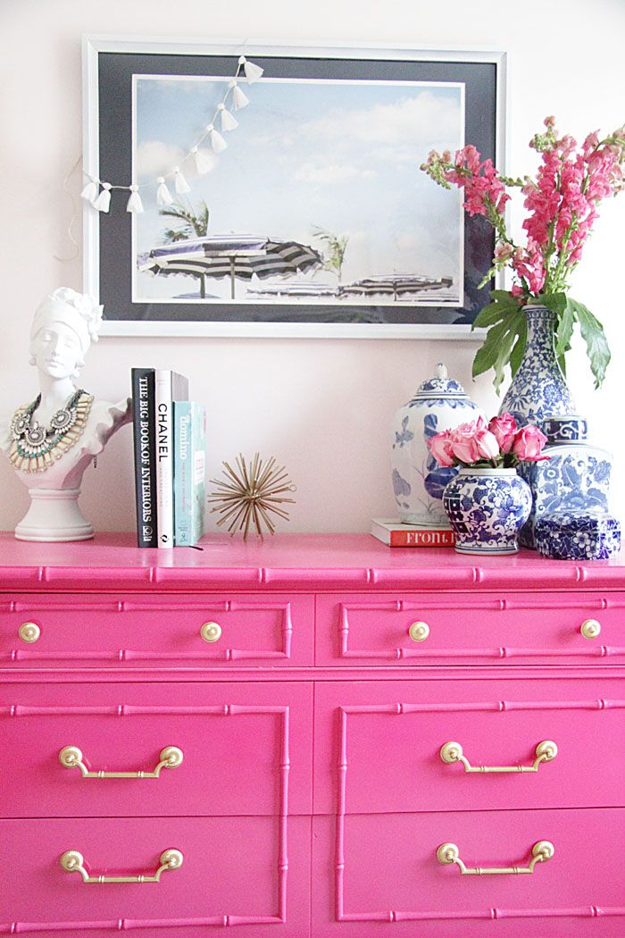7 Ways To Decorate With Hot Pink At Home