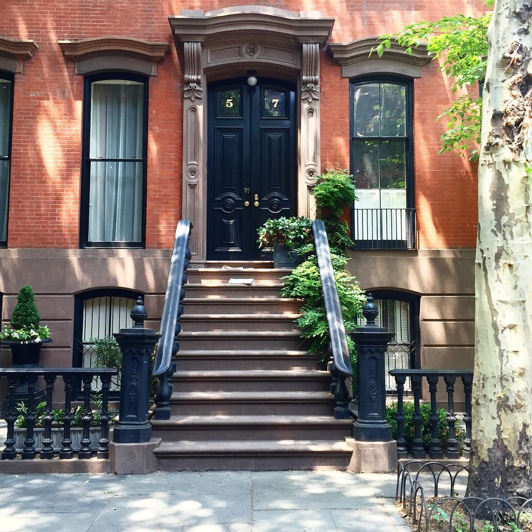 Sunday strolls sundays curbappeal westvillage loveit