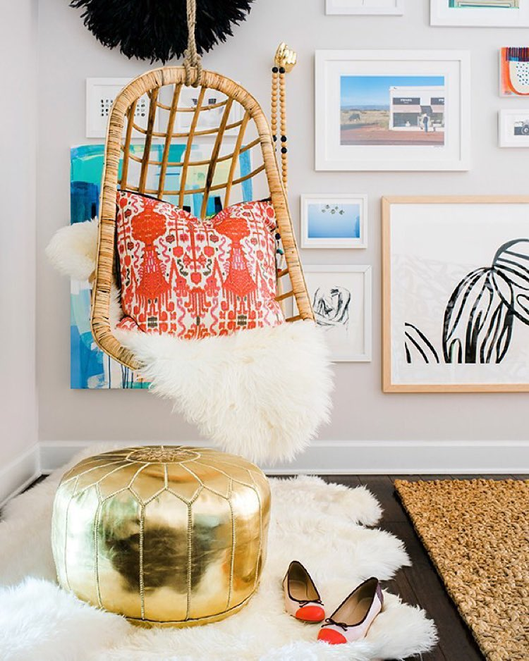 Today on le blog My obsession with sheepskin rugs hellip