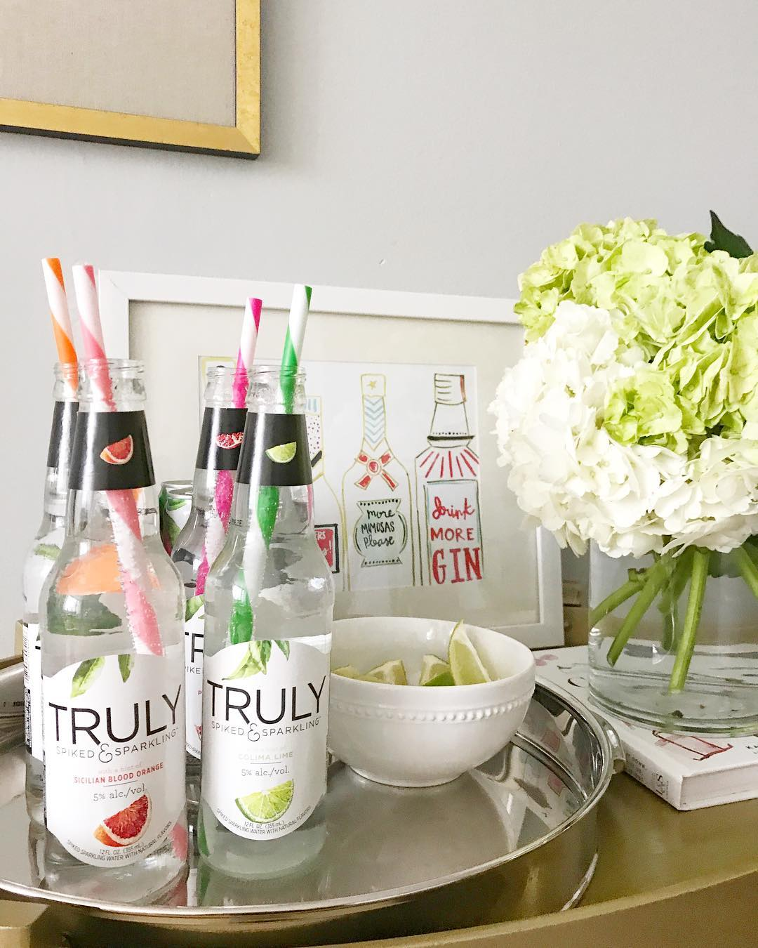 Extending my birthday celebrations with trulysparkling this week! Its thehellip