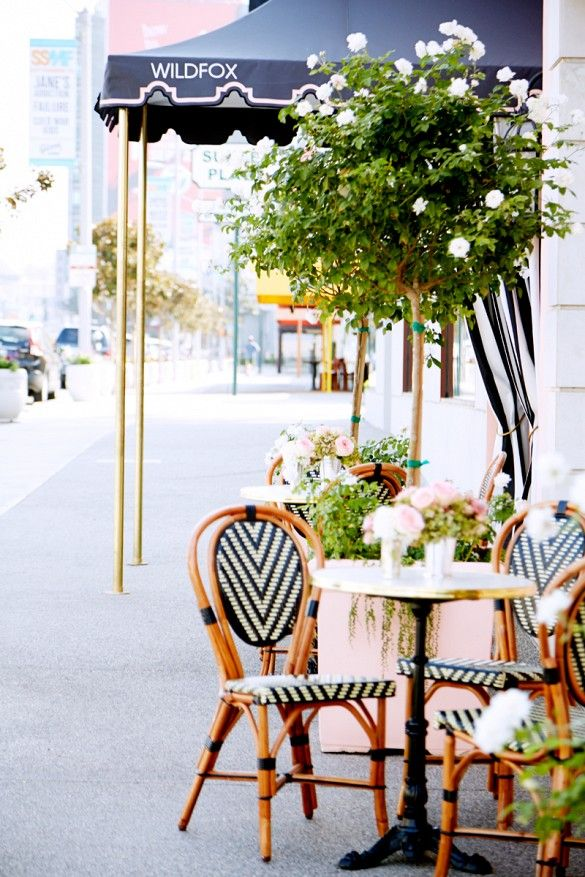 French Bistro Chairs 1