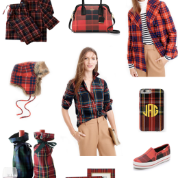 The Best Holiday Plaid Gifts To Give