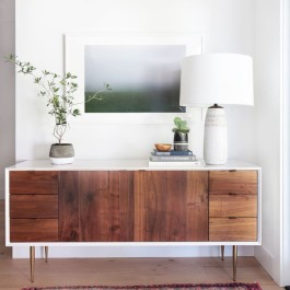 Get The Look: A Modern Entryway
