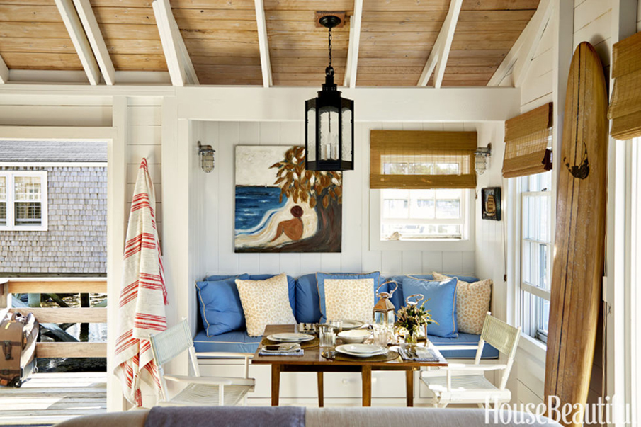 A Nantucket Boat House By Gary Mcbournie Lauren Nelson