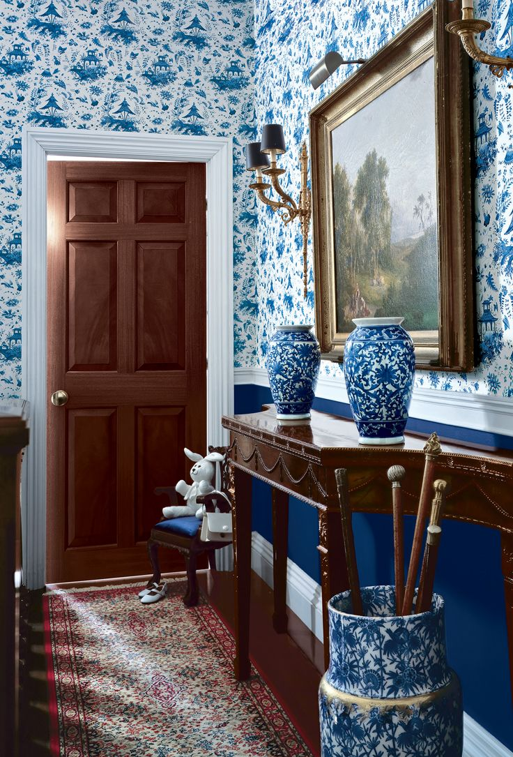 7 Decorating Tips To Steal From Ralph Lauren