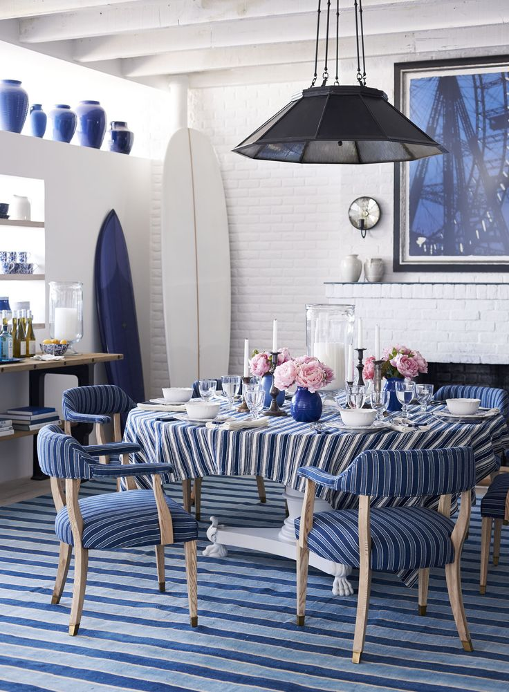 7 Decorating Tips To Steal From Ralph Lauren Lauren Nelson