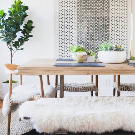 Look I'm Loving: Sheepskin Rugs