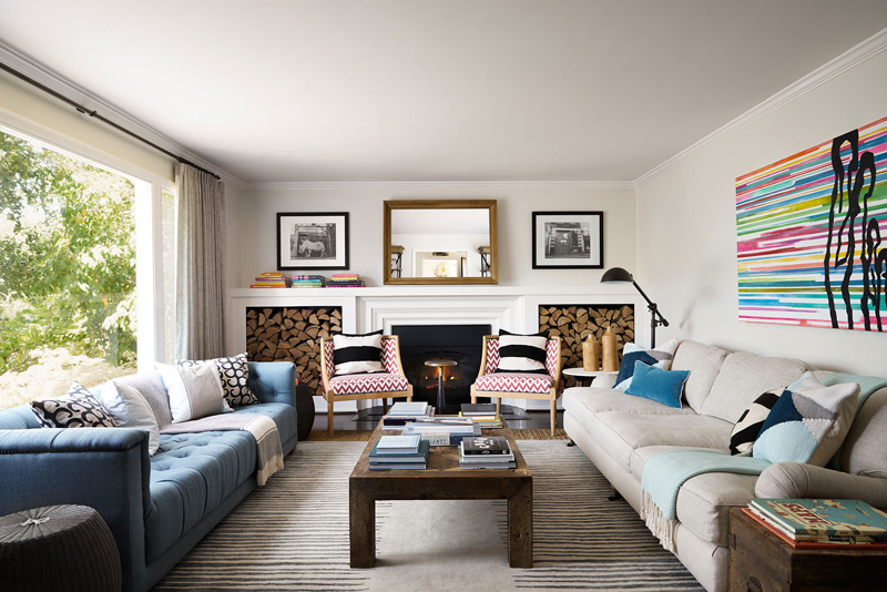 Step Inside A Cool Northern California Family Abode Lauren Nelson