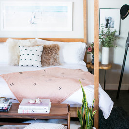 Get The Look: A BoHo Chic Bedroom