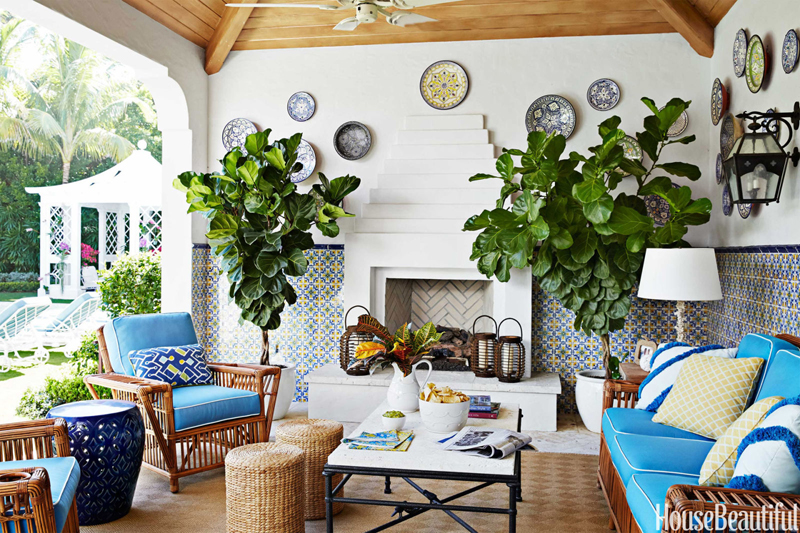 Tour A Gorgeous And Colorful West Palm Beach Home Lauren Nelson