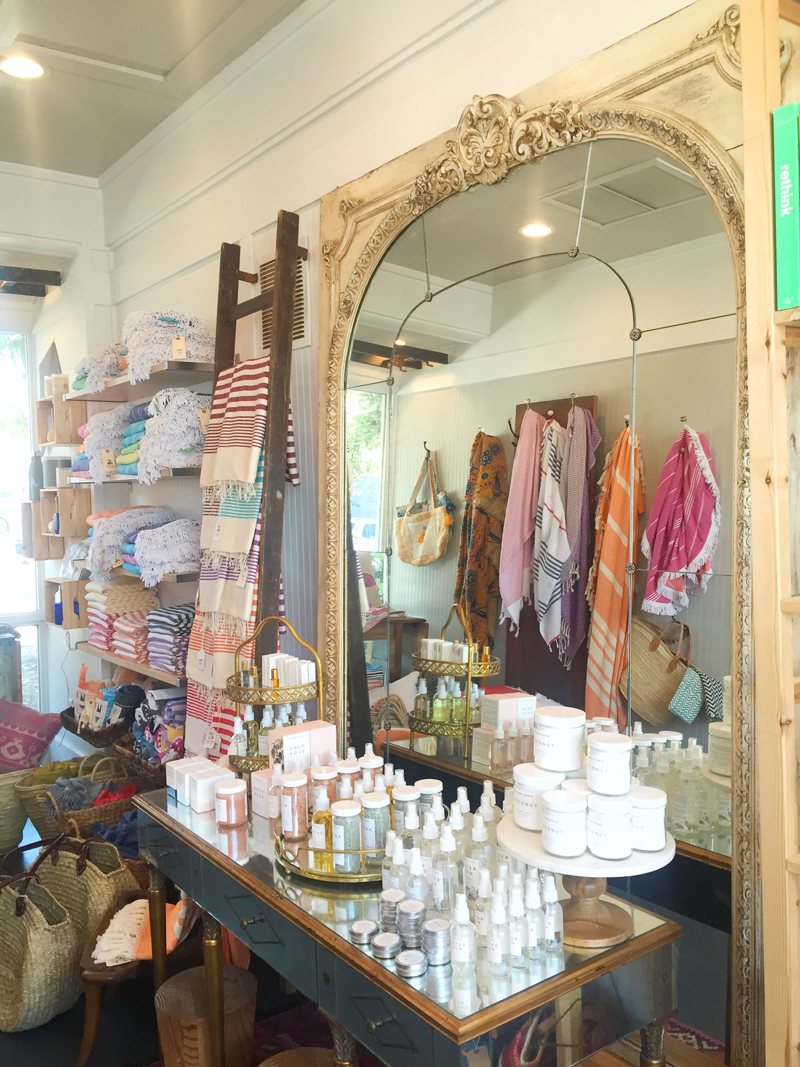 Raw and Juicy Turkish Towels Seaside Florida Shopping