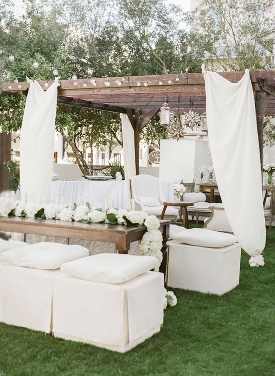 5 outdoor entertaining ideas i 39 d like to steal lauren nelson for All white party decorations