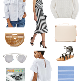 10 End of Summer Wardrobe Staples