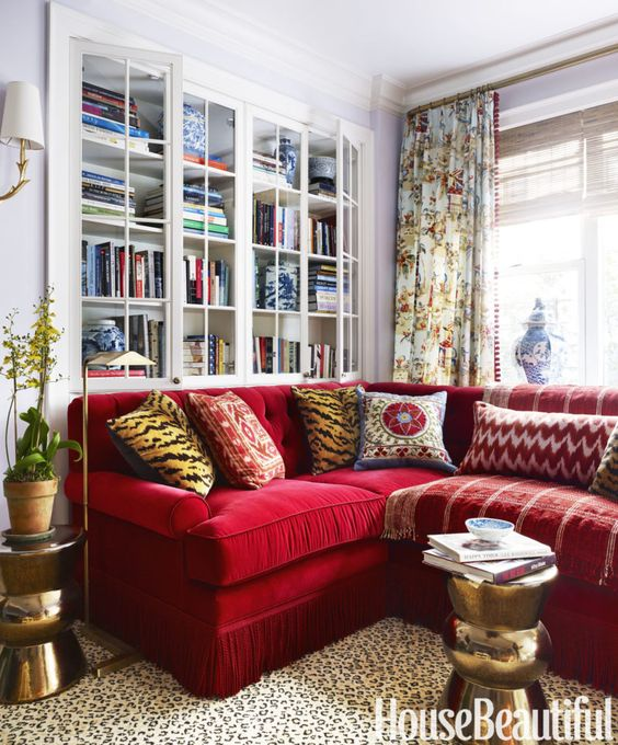 Mark-D-Sikes-Red-Couch