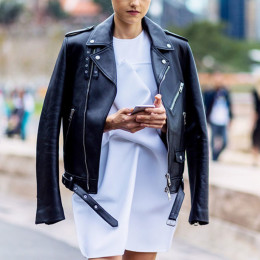 The Best Faux Leather Jackets Under $150 Dollars