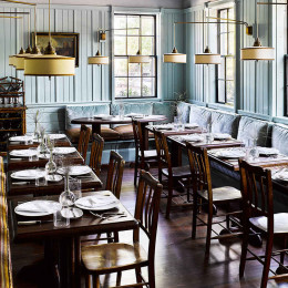 Roman and Williams' Must-See Nantucket Hotel: The Greydon House