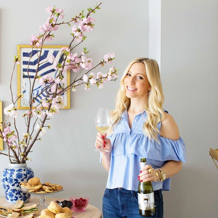 Entertaining at home with Rueda Verdejo Wine today on lehellip