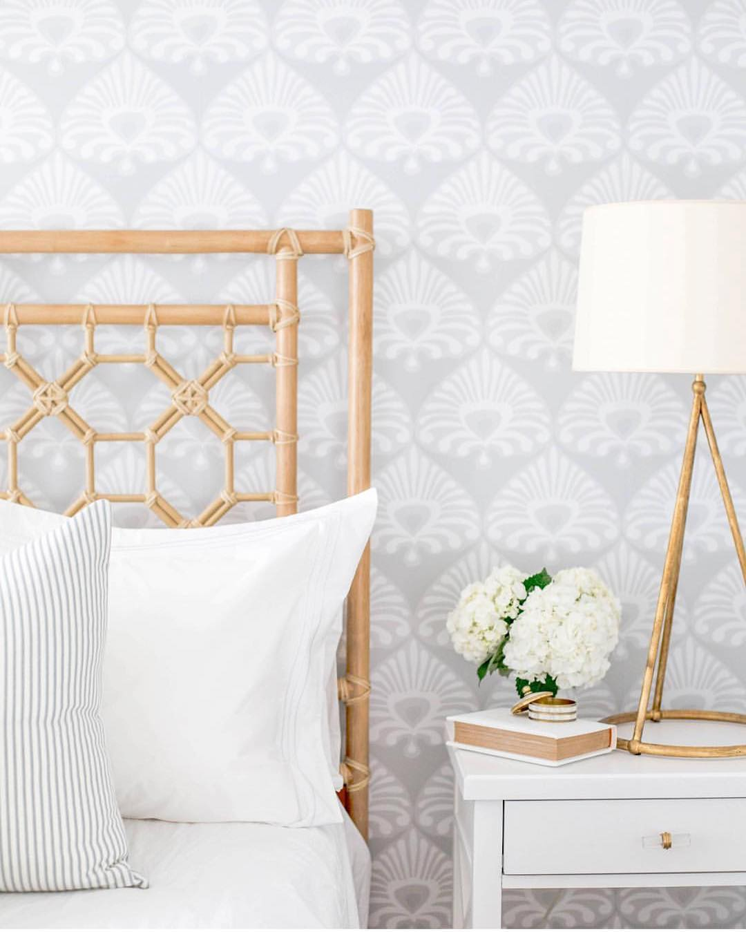 Has anyone else thought about wallpapering a rental?  Buthellip