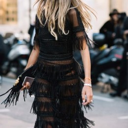 10 Black Cocktail Dresses You Can Rock All Holiday Season Long