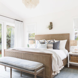 Get The Look: A Neutral Bedroom