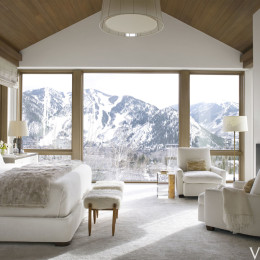 A Sleek Aspen Colorado Home Tour