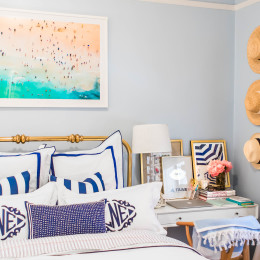 Project Upper East Side: Benjamin Moore Blue Paint Color Options