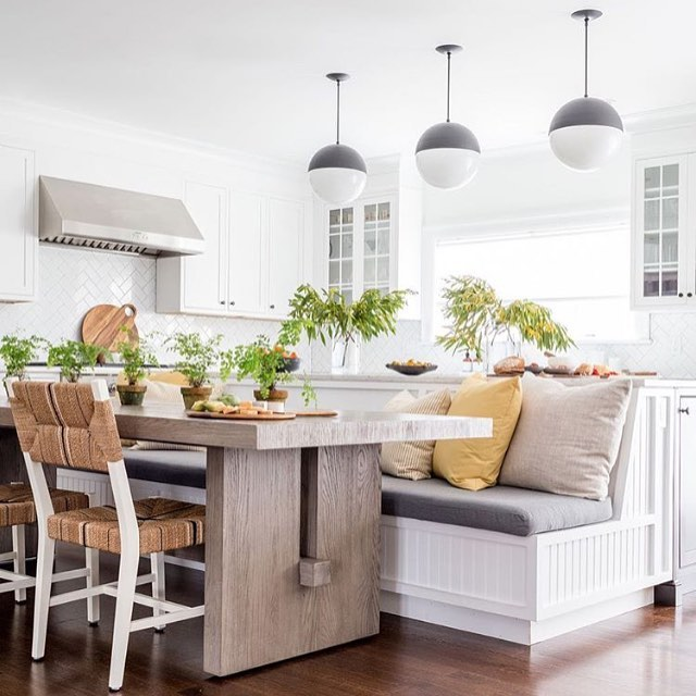 A pretty little home tour is on the blog todayhellip