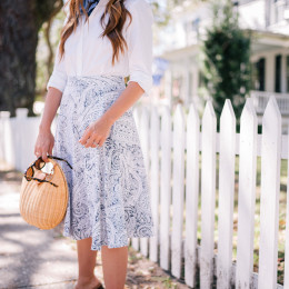 15 Super Cute Wicker Bags for Spring