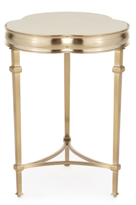 Gold-End-Table