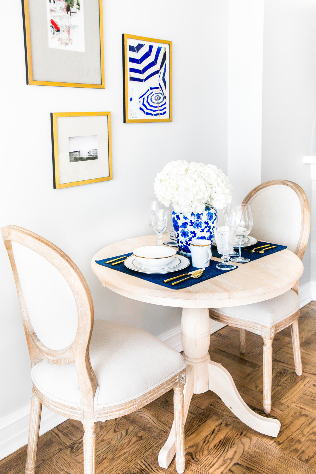 Joss-And-Main-Dinning-Table-White-French-Chairs-Dinning-Room