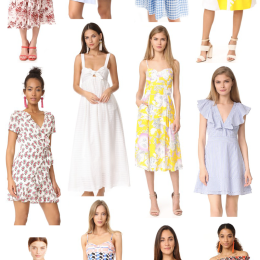12 Dresses for Memorial Day and Beyond!