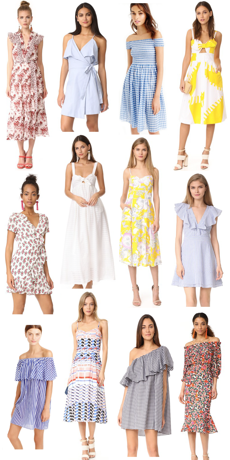 The dress and beyond - 12 Dresses For Memorial Day And Beyond