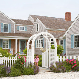 A Charming Nantucket Abode