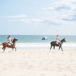 Ocean House Beach Polo Classic With Lilly Pulitzer