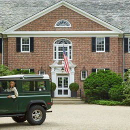 Step Inside Tory Burch's Southampton Estate