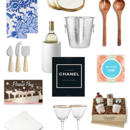 2017 Gift Guide Series | For The Hostess