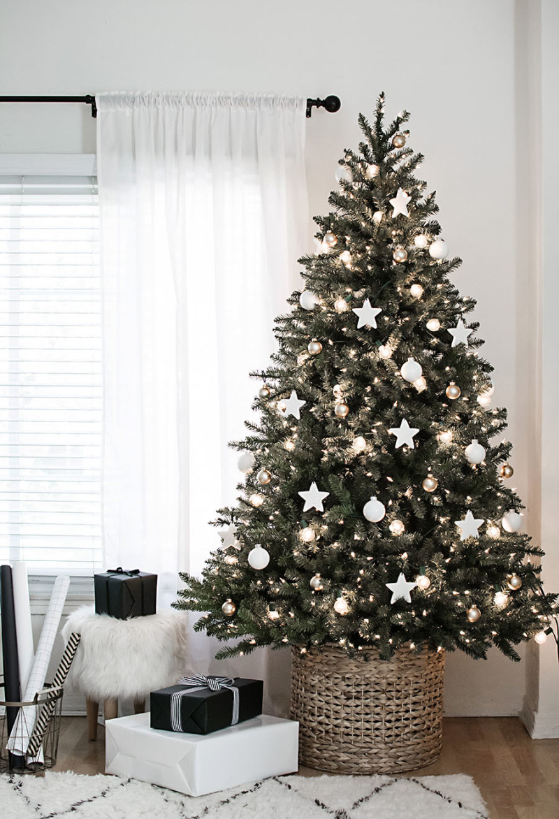 Genial 10 Christmas Tree Decorating Ideas
