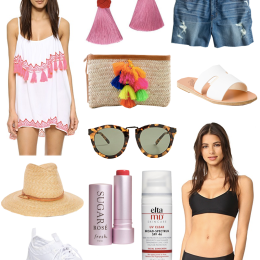 11 Must-Have Warm Weather Getaway Essentials