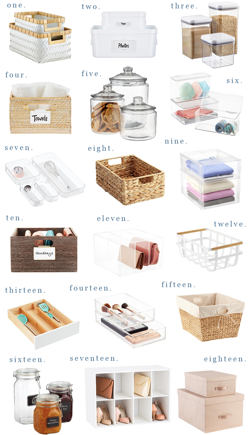 Tidying Up Over 18 Items To Help You Spark Joy Amp Get