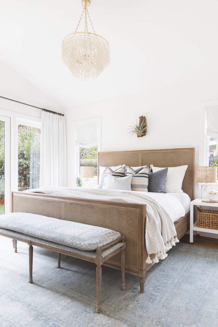 Get The Look A Neutral Bedroom